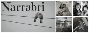 Narrabri collage
