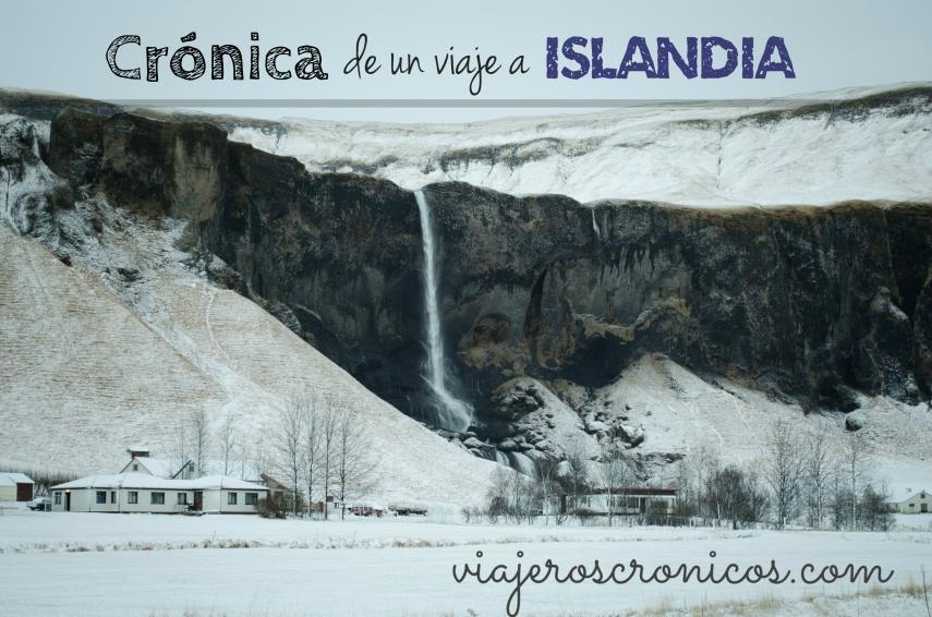 Crónica de un viaje a Islandia