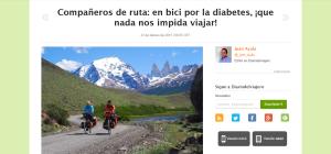 Diario del viajero - España