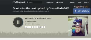 Entrevista- Somos radio