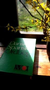 Diccionario danés-español de Annette