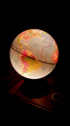 Velador-mundo